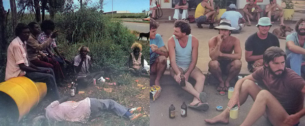 Aboriginal Drinking Culture: Differences